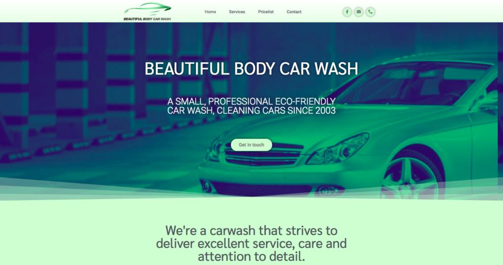 Beautiful Body Carwash