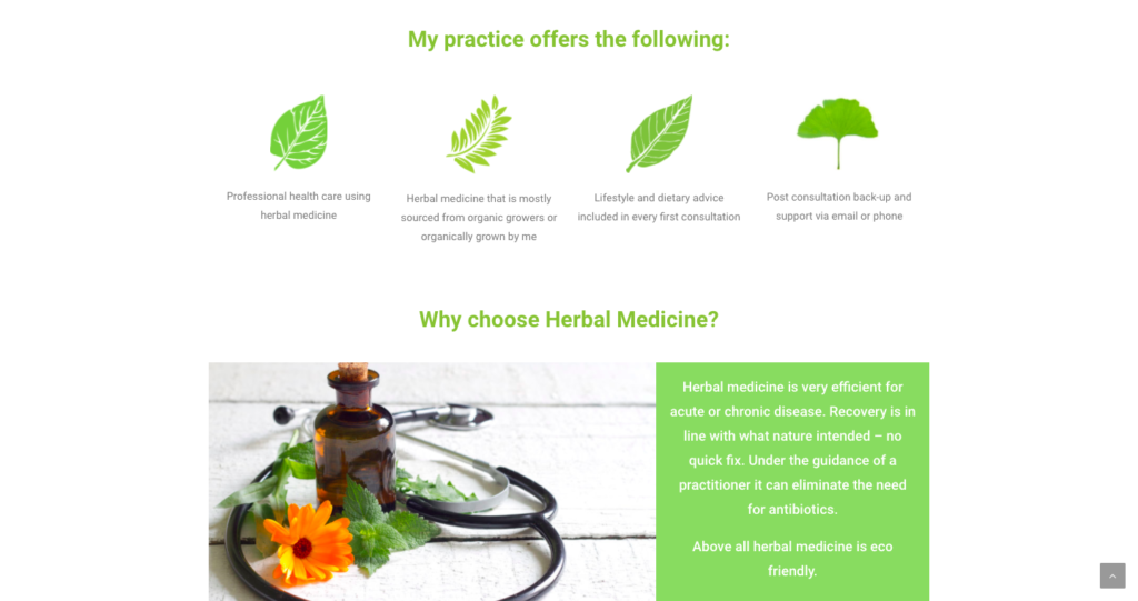 Connie Meyer Phytotherapy