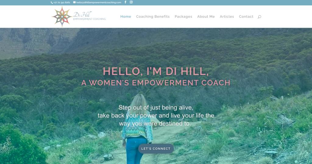 Di Hill Empowerment Coaching